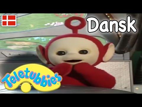 ☆ Teletubbierne på Dansk ☆ Sæson 3, Episode 56 ☆ Tegneserier til børn ☆