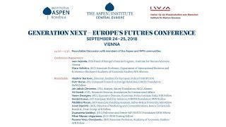 Generation Next – Europe's Futures Conference