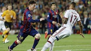 Wenn Messi andere Stars alt aussehen lässt