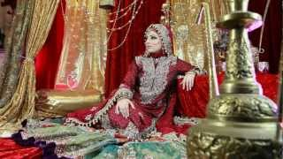 Asian Bridal Makeup Tutorial By Mus (hijab)