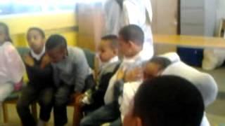Hosahena Mezmur And Abatachn Hoy By Lovely Children!