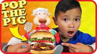 POP THE PIG Family Fun Game for Kids From Toys R US  TigerBox HD