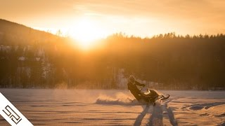 2. Polaris Evolution - Snowmobile video