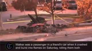 Fast & Furious star Paul Walker, 40, dies in car crash Paul Walker, a leading actor in the Fast & Furious movie series, killed along...