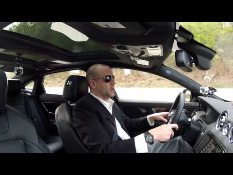 Driving Review – 2013 Jaguar XJ L Supercharged – In Depth Test Drive – Review