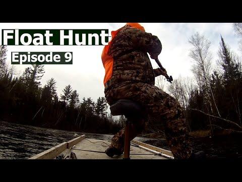 Float Hunting For Deer on Public Land DIY Episode 9