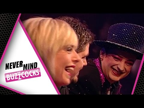 Boy George On Never Mind The Buzzcocks | Series 10 Episode 1
