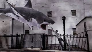 Nonton Sharknado   Official Trailer   Autunno 2013 In Italia  Film Subtitle Indonesia Streaming Movie Download
