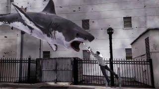 Nonton Sharknado - Official Trailer - Autunno 2013 in Italia! Film Subtitle Indonesia Streaming Movie Download