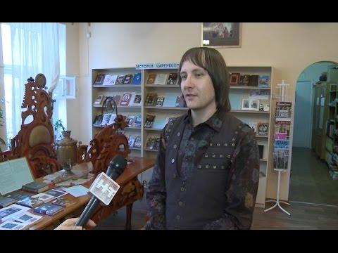 В библиотеке имени Дмитрия Балашова состоялась встреча с эстрадным певцом, актером и телеведущим Сергеем Переверзевым