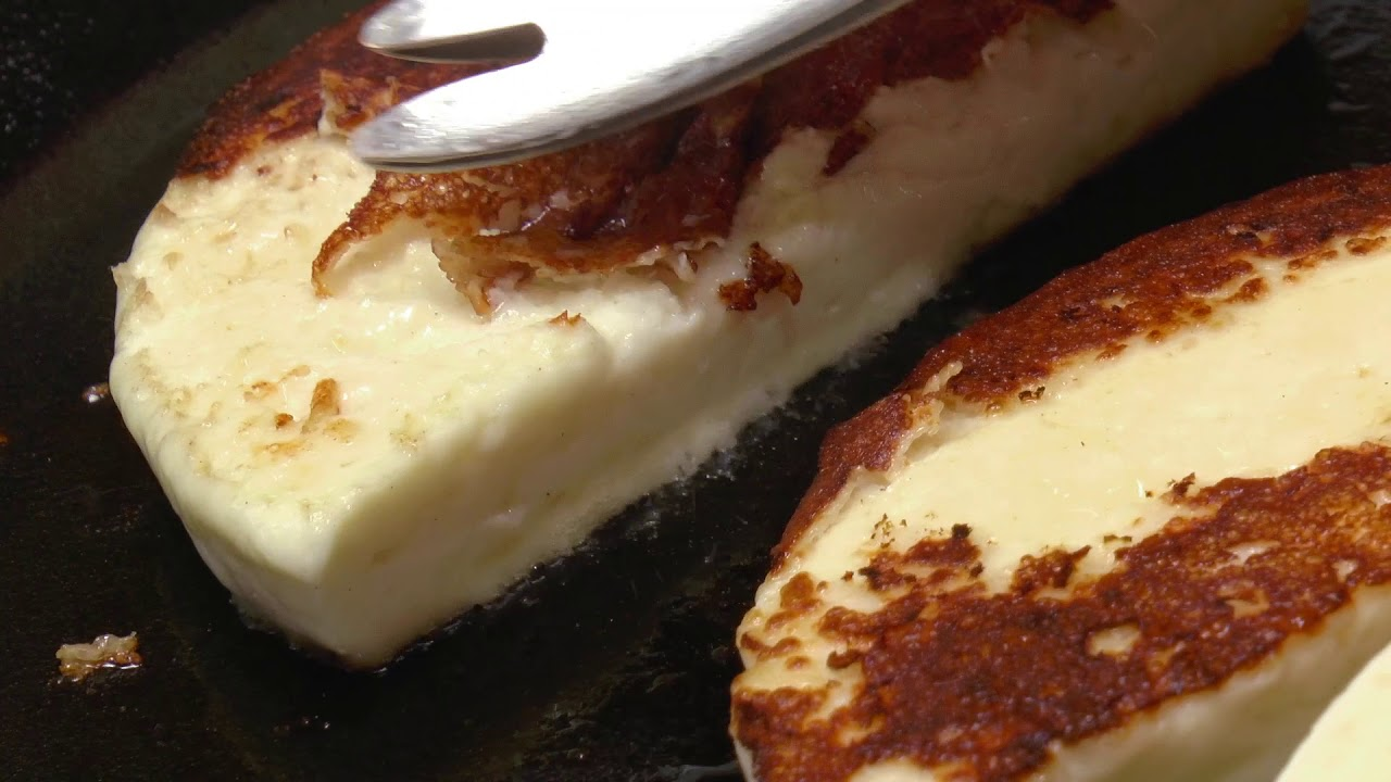 Μαλακό τυρί Μαστέλο® στο σαγανάκι