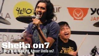 Video Sheila on7 - Film Favorit Dan Terimakasih   At PIK Waterbom Jakarta 2018 MP3, 3GP, MP4, WEBM, AVI, FLV Agustus 2018