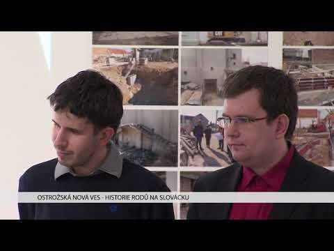 TVS: Ostrožská Nová Ves 2. 2. 2018