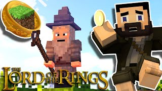 Lord Of The Rings Minecraft Adventure! :: Getting Started :: EP01