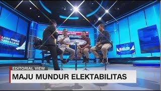 Video Editorial View: Maju Mundur Elektabilitas Jokowi - Prabowo MP3, 3GP, MP4, WEBM, AVI, FLV Maret 2019