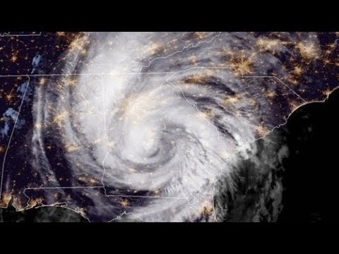 Tropical Storm Michael continues to push out of Georgia