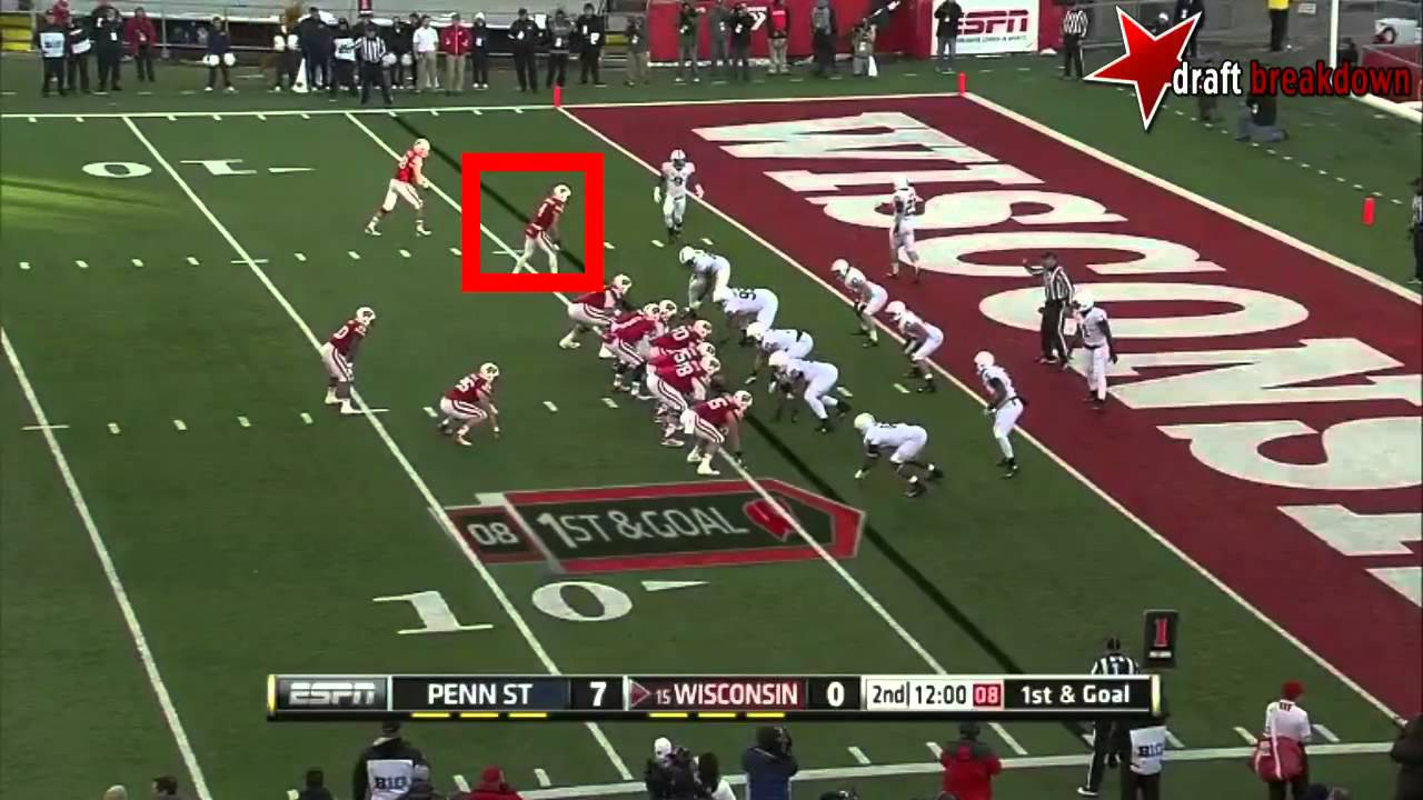 Jared Abbrederis vs Penn State (2013)