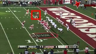 Jared Abbrederis vs Penn State (2013)