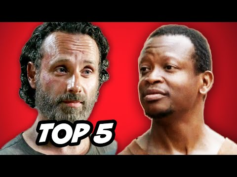 wtf - Walking Dead Season 5 Episode 2 Strangers. Meet Father Gabriel Seth Gilliam, Daryl Dixon and Carol Peletier story arc and Bob Stookey huge WTF ▻ http://bit.ly/AwesomeSubscribe Walking Dead...