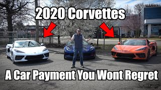 I Bought 2 Corvettes C8s In One Day - Lets Compare! by Super Speeders