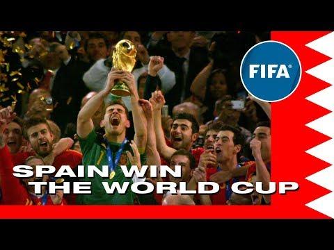 How Tiki-Taka Took Spain To The Top Of The World