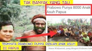 Video Banyak Orang Yang Tak Tau Prabowo Punya Anak Asuh Di Papua! Jumlahnya Bikin Kaget MP3, 3GP, MP4, WEBM, AVI, FLV April 2019