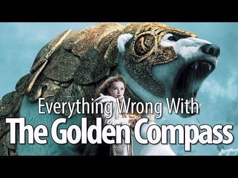 Everything Wrong With The Golden Compass In 14 Minutes Or Less (видео)