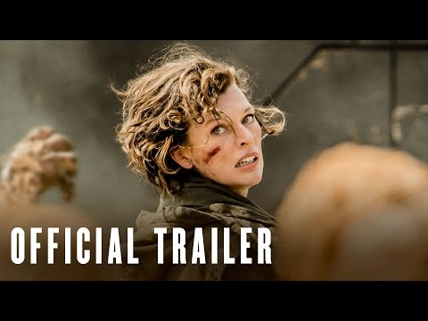 Resident Evil: The Final Chapter - Official Trailer - Now Available on Digital Download