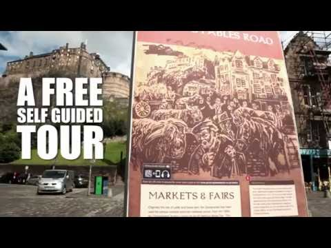 Greater Grassmarket Historic Trail 2015
