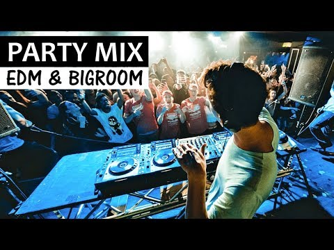 EDM PARTY MIX 2019 - Electro House Bigroom & Hardstyle Music - Thời lượng: 50 phút.