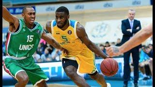 Hightlits of the match VTB United league: «Astana»— «UNICS»