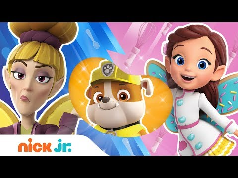Butterbean's Café Popovers Cook Off W/ Guest Judges Rubble, Rox, & Penny | Nick Jr.