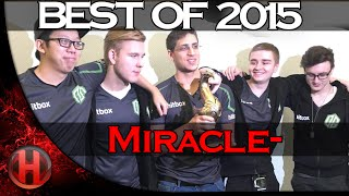 Nonton Miracle  Dota Best Of 2015 Film Subtitle Indonesia Streaming Movie Download