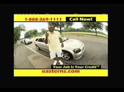 Eastern Motors Commercial  w/John Witherspoon
