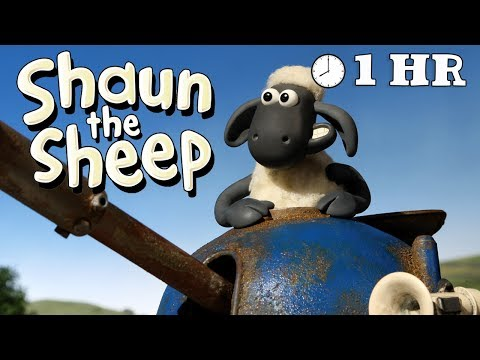 Shaun the Sheep - Season 2 - Episodes 31-40 [1HOUR]