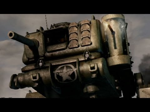 Battalion - CGRtrailers presents the Gamescom 2011 trailer for Capcom's STEEL BATTALION: HEAVY ARMOR. There is a blend of mecha mixed with World War II era technology. S...