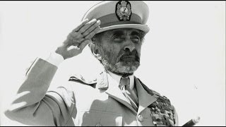 Faces Of Africa - Haile Selassie