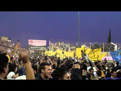 """Video - """"Fieston en Junin"""" Rosario Central (Los Guerreros) vs Dep. Riestra - Los Guerreros - Rosario Central - Argentina"""