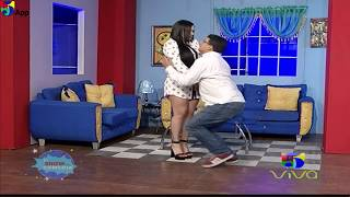 Video La Vecina Amelia Alcantara en El Show de la Comedia MP3, 3GP, MP4, WEBM, AVI, FLV September 2018