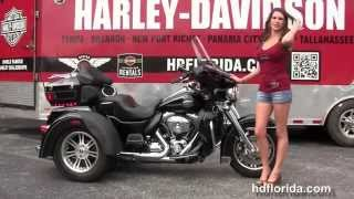 3. Used 2011 Harley Davidson Tri Glide Trike for sale