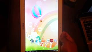 Spring Live Wallpaper YouTube video