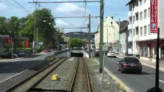 Bielefeld Germany  City new picture : Stadtbahn Bielefeld linia 2