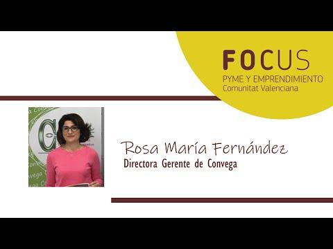 Vídeo Entrevista Rosa María Fernández Focus Pyme Vega Baja 2019[;;;][;;;]