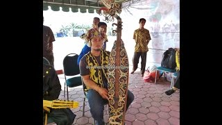 Tanjung Selor Indonesia  city photo : Traditional Music competition, Birau Festival Tanjung Selor, Kalimantan Utara, Indonesia