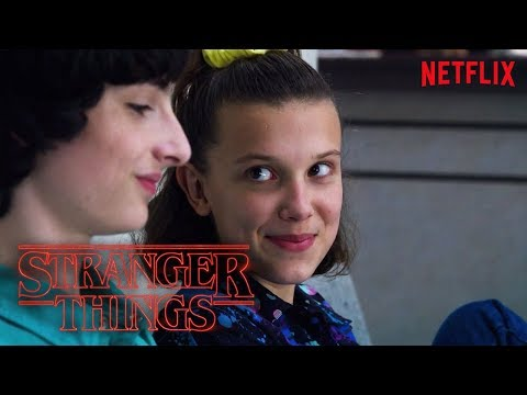 Eleven & Mike's Cutest Moments | Stranger Things S1-3