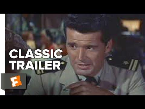 Up Periscope (1959) Official Trailer - James Garner, Edmond O'Brien Movie HD