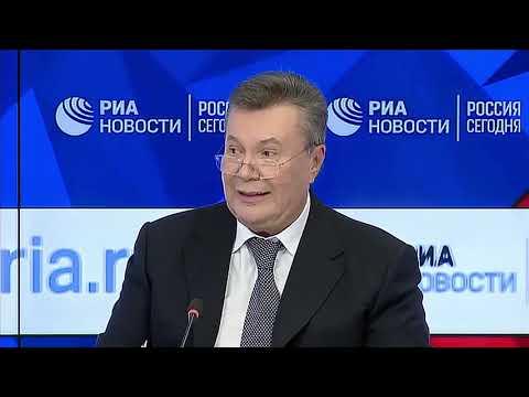 Янукович хочет видеть на посту Президента...