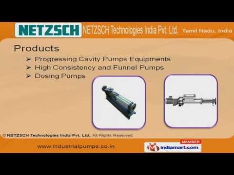Netzsch Technologies India Pvt. Ltd. - Video