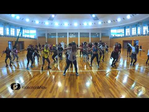 ENEMY SOLO - PSQUARE FT AWILO LONGOMBA - SALSATION® Choreography By SMT Kukizz
