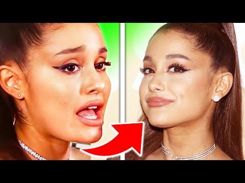 Ariana Grande Finally Speaks on Her FAILED Plastic Surgery